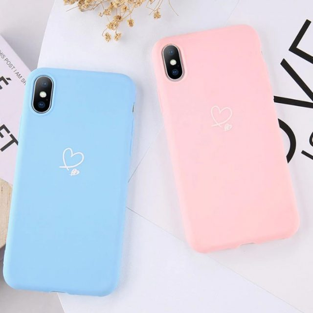 Little Heart Case for iPhone