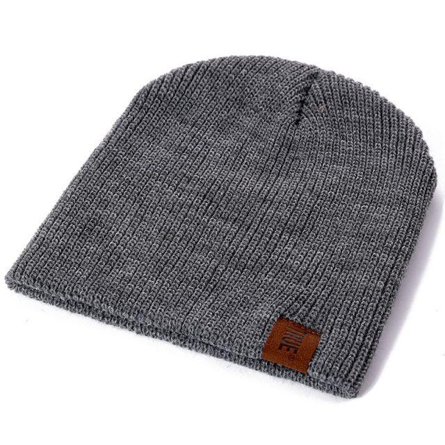 Unisex Casual Winter Acrylic Hat